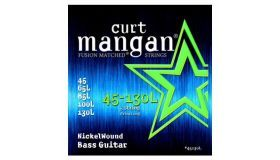 Curt Mangan Nickel Wound Extra Long Scale .045-.130
