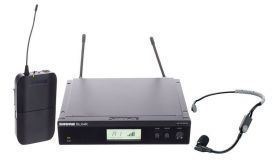 Shure BLX14R-SM35 (K14, 614-638 MHz)