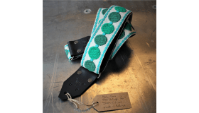 Holy Cow Straps 60's Green Circles