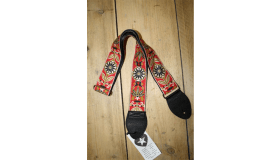 Souldier Straps Daisy Red